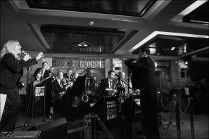 Strictly Smokin' Big Band Claire Martin